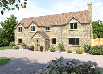 Thumbnail 5 bed detached house for sale in The Mead, Tinkley Lane, Nympsfield, Gloucestershire