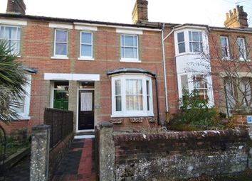 Thumbnail 2 bed terraced house to rent in Beaconsfield Road, Basingstoke