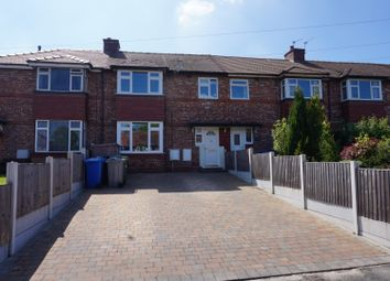 Thumbnail 3 bed terraced house for sale in West Avenue, Altrincham
