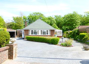 Thumbnail 4 bed detached bungalow for sale in Cowdray Close, Worthing, West Sussex