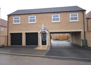 Thumbnail 2 bed flat for sale in Speedwell Close, Beacon Heights, Newark, Nottinghamshire.