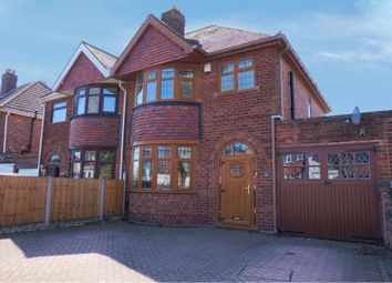 Thumbnail 3 bed semi-detached house for sale in Wood End Road, Wednesfield, Wolverhampton
