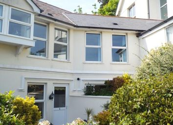 Thumbnail 2 bedroom terraced house for sale in Teignmouth, Devon
