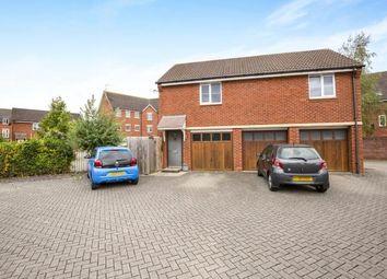 Thumbnail 3 bedroom detached house for sale in Zura Avenue, Brockworth, Gloucester, Gloucestershire