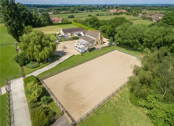 Thumbnail 8 bed equestrian property for sale in Northfield Lane, Over Stratton, South Petherton, Somerset
