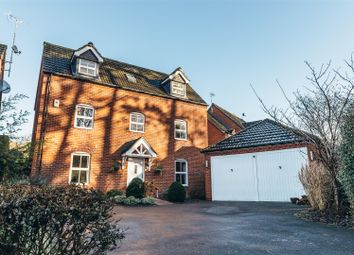 Thumbnail 5 bed detached house for sale in Highfields Park Drive, Broadway, Derby