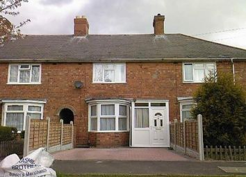 3 bed terraced house for sale in Overton Road, Birmingham B27