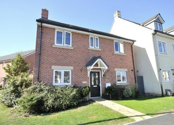 Thumbnail 3 bed detached house for sale in Soprano Way, Trowbridge, Wiltshire