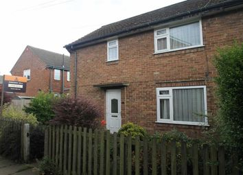 Thumbnail 3 bed terraced house for sale in Wentworth Close, Harrogate, North Yorkshire