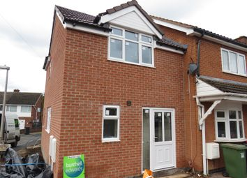 Thumbnail 2 bed semi-detached house for sale in Bear Lane Close, Polesworth, Tamworth