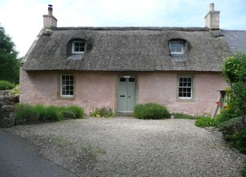 Thumbnail 2 bed cottage for sale in Collessie Brae, Collessie