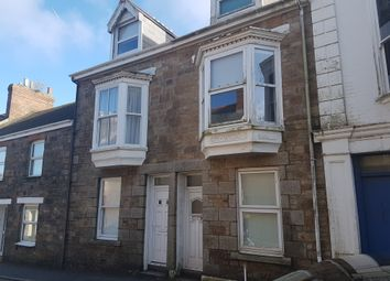 Thumbnail 3 bedroom terraced house to rent in Fore Street, Camborne