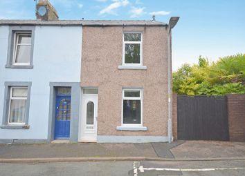 Thumbnail 2 bed end terrace house for sale in Ashton Street, Workington