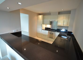 Thumbnail 1 bed flat to rent in River Crescent, Waterside Way, Nottingham