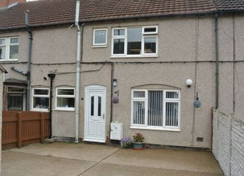 Thumbnail 3 bed terraced house for sale in Second Avenue, Forest Town, Mansfield