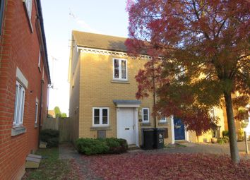 Thumbnail 2 bed town house to rent in Gilbert Way, Canterbury