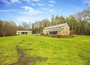 Thumbnail 5 bed detached house for sale in Brainshaugh, Morpeth, Northumberland