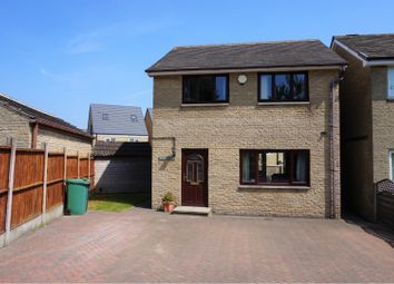 Thumbnail 3 bedroom detached house for sale in Romsey Close, Lindley, Huddersfield