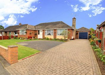 Thumbnail 3 bed bungalow for sale in Hollywell Road, Waddington, Lincoln