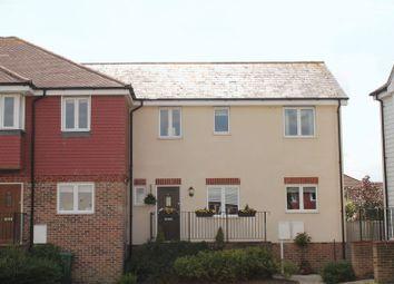 Thumbnail 3 bed end terrace house to rent in Tekram Close, Edenbridge