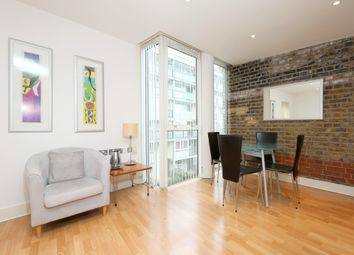 Thumbnail 1 bed flat to rent in Graham Street, London
