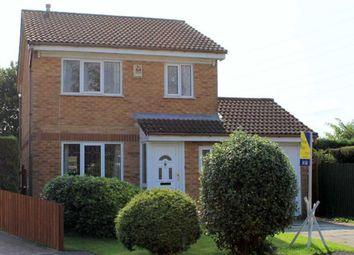 Thumbnail 3 bed detached house for sale in Milbeck Close, Longridge, Preston