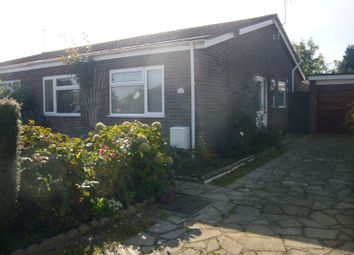 Thumbnail 2 bed bungalow to rent in Page Road, Brundall, Norwich