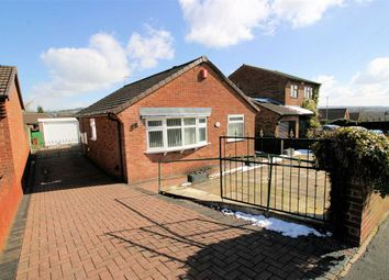 Thumbnail 2 bed bungalow for sale in Sandwick Crescent, Birches Head, Stoke On Trent