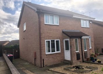 Thumbnail 2 bed semi-detached house to rent in Park View, Kiveton, Sheffield
