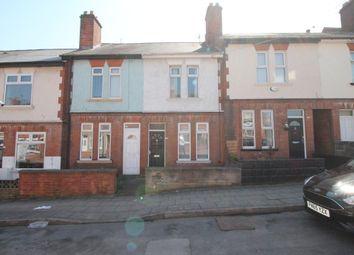 Thumbnail 2 bedroom terraced house to rent in Woodstock Street, Hucknall, Nottingham
