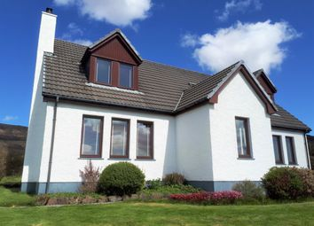 Thumbnail 6 bed detached house for sale in Borve, By Portree