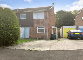Thumbnail 1 bedroom terraced house for sale in Dame Anthonys Close, Binstead, Ryde, Isle Of Wight