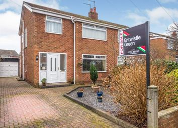 3 bed semi-detached house for sale in Lancaster Road, Formby, Liverpool, Merseyside L37