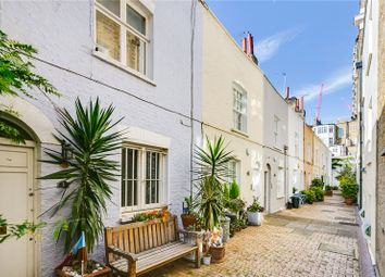 Thumbnail 1 bed mews house for sale in Kinnerton Place North, London