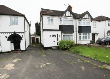 Thumbnail 4 bed semi-detached house for sale in Windsor Avenue, Edgware, Greater London.