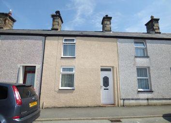 Thumbnail 2 bed terraced house for sale in School Street, Penrhyndeudraeth, Gwynedd
