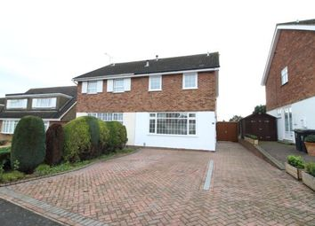 Thumbnail 3 bed semi-detached house to rent in Dingle Road, Rushden