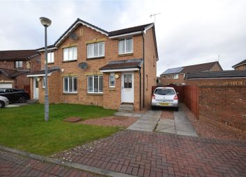 Thumbnail 3 bedroom property for sale in Foinaven Drive, Thornliebank, Glasgow