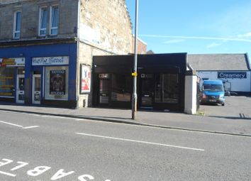 Thumbnail Retail premises to let in 81 C&D Main Street, Bainsford, Falkirk