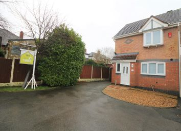 Thumbnail 2 bed detached house for sale in Wensleydale Close, Sneyd Green, Stoke-On-Trent