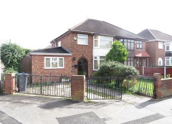 Thumbnail 4 bed semi-detached house for sale in Wills Avenue, West Bromwich