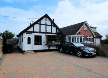 Thumbnail 2 bed detached bungalow for sale in Colewood Road, Swalecliffe, Whitstable, Kent