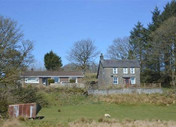 Thumbnail 3 bed detached house for sale in Arfron And Tegfan, Bronant, Aberystwyth