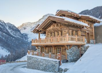 Thumbnail 4 bed chalet for sale in Grimentz, Valais, Switzerland