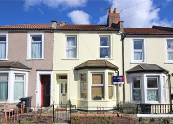 Thumbnail 2 bed terraced house for sale in Selborne Road, Ashley Down, Bristol