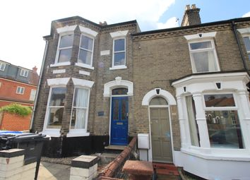 Thumbnail 5 bed end terrace house to rent in Gloucester Street, Norwich