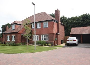 Thumbnail 5 bed detached house to rent in 4 Daisy Drive, Cuddington, Northwich