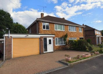 Thumbnail 3 bedroom semi-detached house for sale in Horn Road, Farnborough