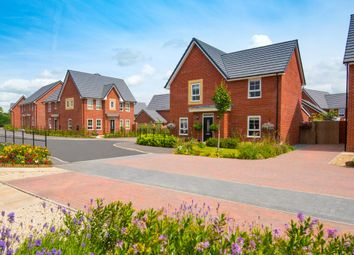 "Thumbnail 4 bed detached house for sale in ""Lincoln"" at Plox Brow, Tarleton, Preston"