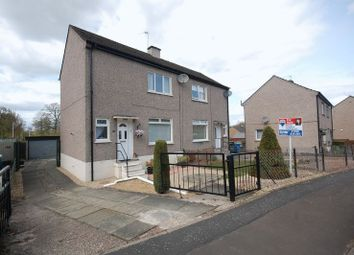 Thumbnail 2 bed semi-detached house for sale in Avenue Park, Mid Calder